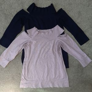 7th Avenue Cold Shoulder Sweaters (2)